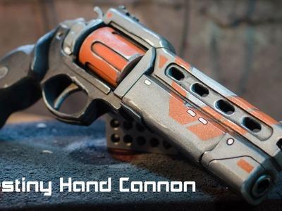 Prop: Shop - Destiny Hand Cannon Foam Prop