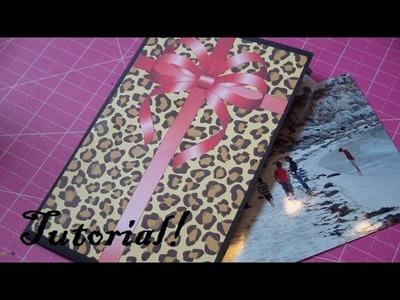 Simple Folds Picture Folio.Card Tutorial!