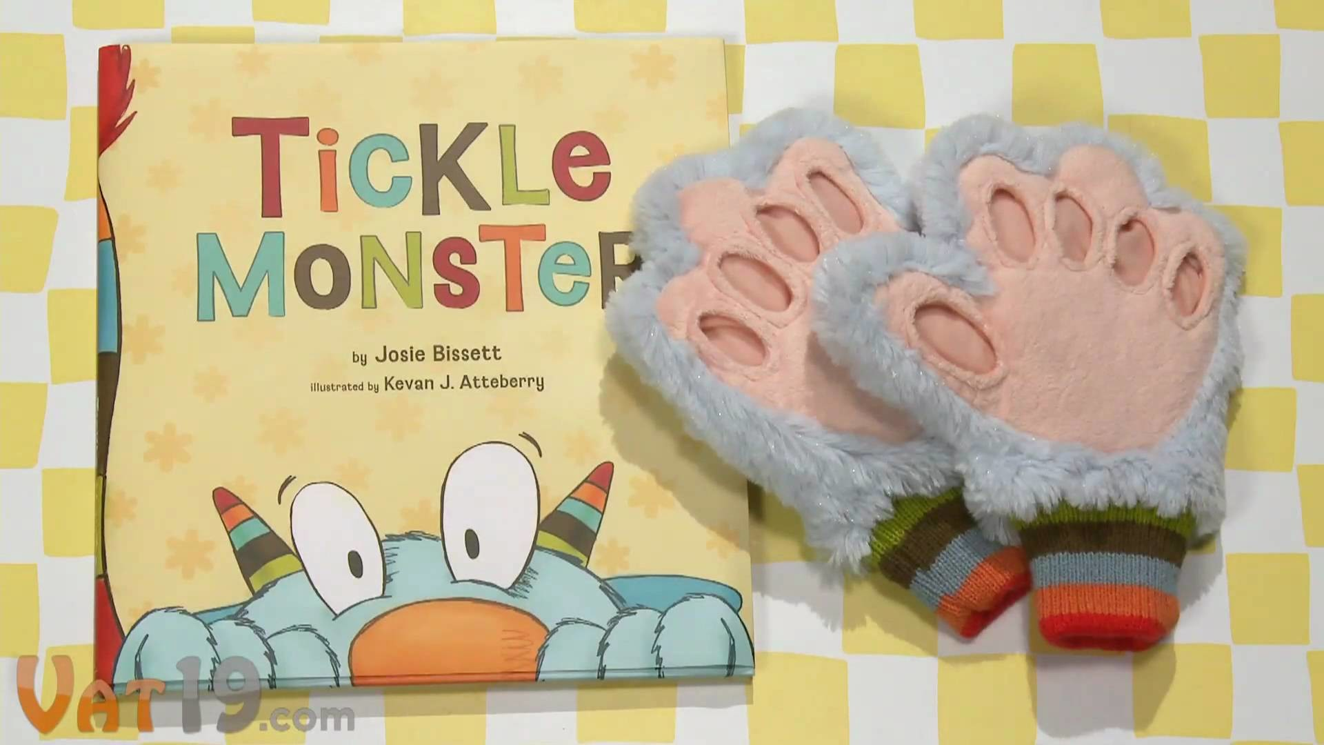 Tickle Monster Laughter Kit by Josie Bissett