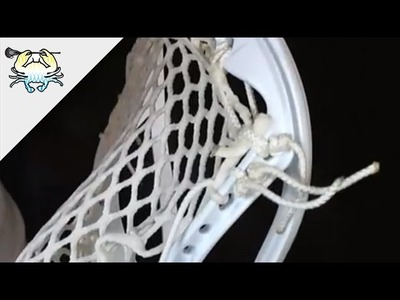 Tutorial: How to Pinch Your Lacrosse Head