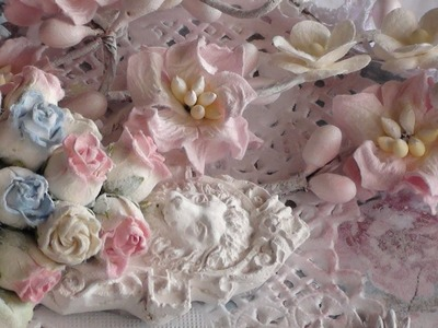 Wild Orchid Crafts -Shabby box