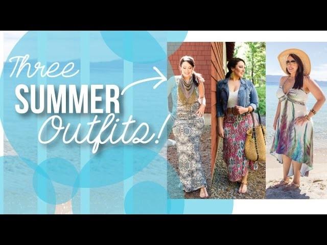 3 Summer Outfits | Makeup Geek