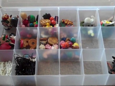 ALL MY POLYMER CLAY CHARMS EVER MADE ♥♥ Update #1