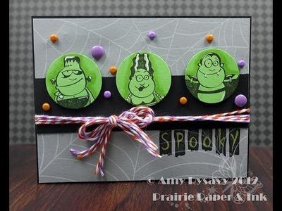 AmyR's 2012 Halloween Series - Card 5