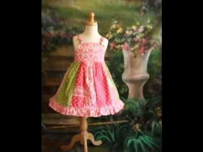 ARTISTIC INCLINATIONS - Handmade Boutique Dresses Bows Jewelry and Photography Props