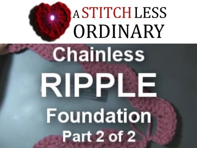 Chainless RIPPLE Foundation Part 2