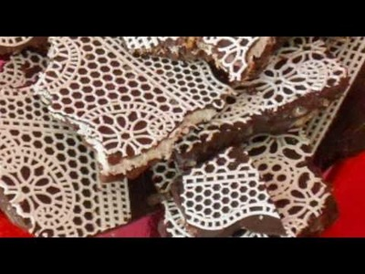 Chocolate Lace (part two)