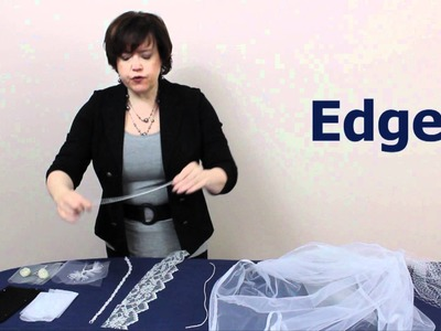Choosing a Wedding Veil; Your Options