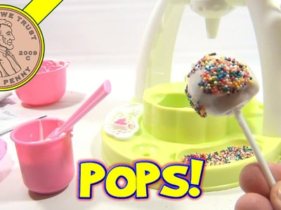 Cool Baker Cake Pop Maker, Umagine Spin Master Toys - How To Make & Decorate Cake Pops!