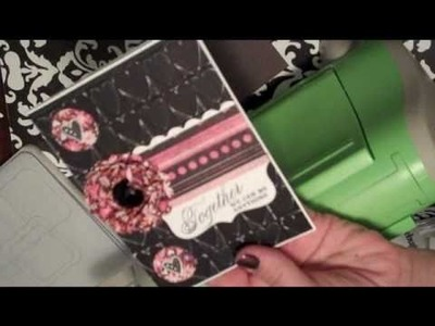 Dry Embossing & Sanding Cardstock {Quick Flick Tutorial with Mandy Leahy}