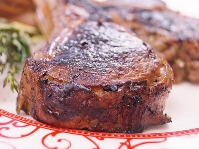 Grilled Lamb Chops: Recipe: Easy! How To Make Lamb Chops: Diane Kometa-Dishin' With Di Recipe #99