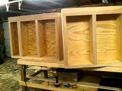 Homemade cabinets DIY (NOT A TUTORIAL)