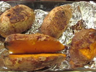 How To Bake The Perfect Sweet Potato Recipe