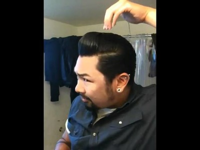 How-To: Basics of a Rockabilly Pompadour