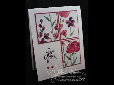 How to Create a Puzzle Card with Deb Valder