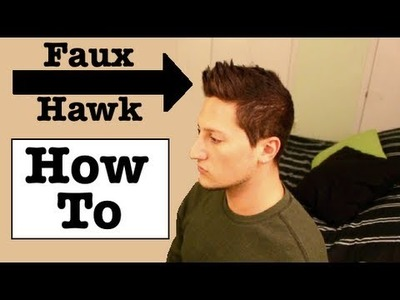 How to do a Faux Hawk