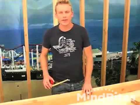 How to Frame a Wall with a Window Opening