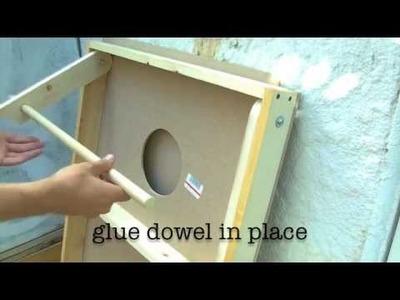 How to make a Corn Hole board DIY