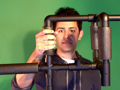 How To Make a Steadicam Stabilizer DIY - Trick Rig