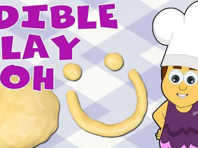 How to Make Edible Play Dough