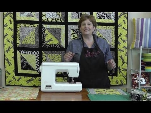 Magic Square Quilt Tutorial Using Pre-cut Fabrics