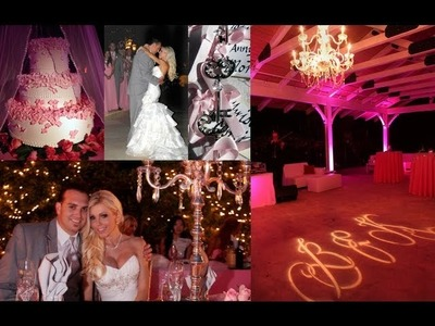 My Wedding Pictures (Romantic Garden Venue with Pink & Bling Theme)