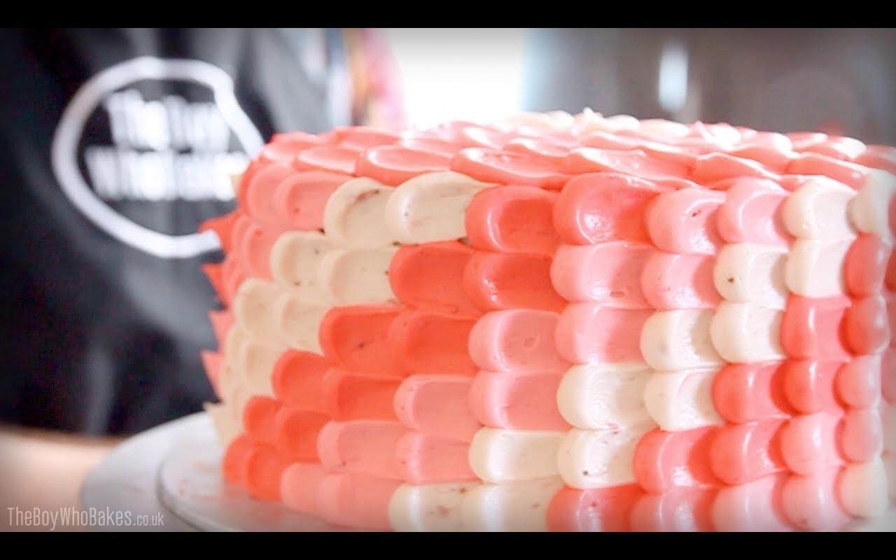 Ombre Cake - The Boy Who Bakes