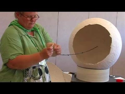 Paper Making, Part 3: Globe Deflating