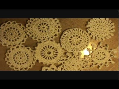 Quick and Easy Doilies