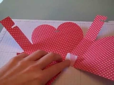 Review Sizzix Pro Heart Box Die
