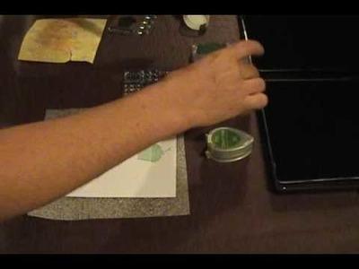 Stamping Basics SG tips n tricks