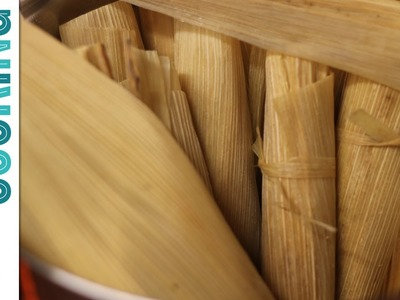 Tamale Recipe - How To Make Tamales