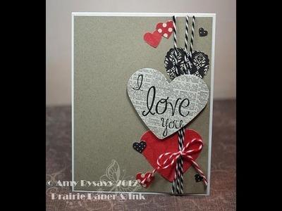 Valentine Card Series - Card #1