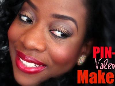 Valentine Pin-Up Makeup Collab with Chichidoll143 & MsJennyIB!