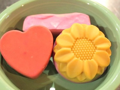 Becky's Goat Milk Soap Recipe. How to Make Soap with Lye, Olive Oil, Goats Milk, & Lavender.