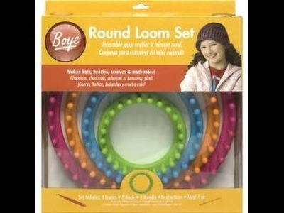 Boye Loom Set - A Product Review