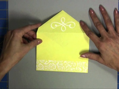 Decorating Envelopes and Easy to Make Liners