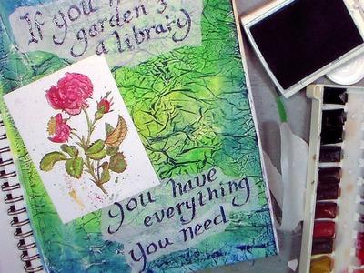 Deli Paper Ideas for Art Journaling