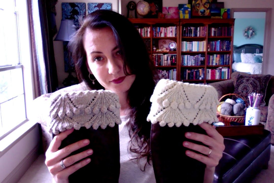 Episode 5: Eleanor boot toppers