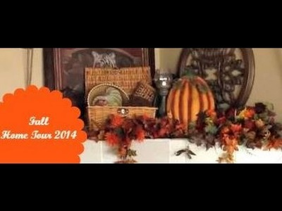 Fall Home Tour 2014