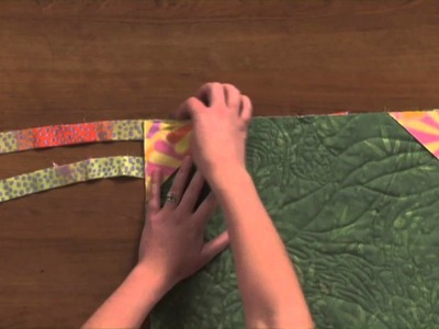 How to Hang A Quilt on a Wall  |  National Quilter's Circle