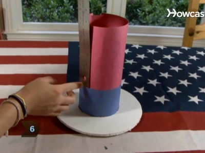 How to Make a 4th of July Hat