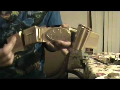 How To Make A Batman Utility Belt (Easiest Way)