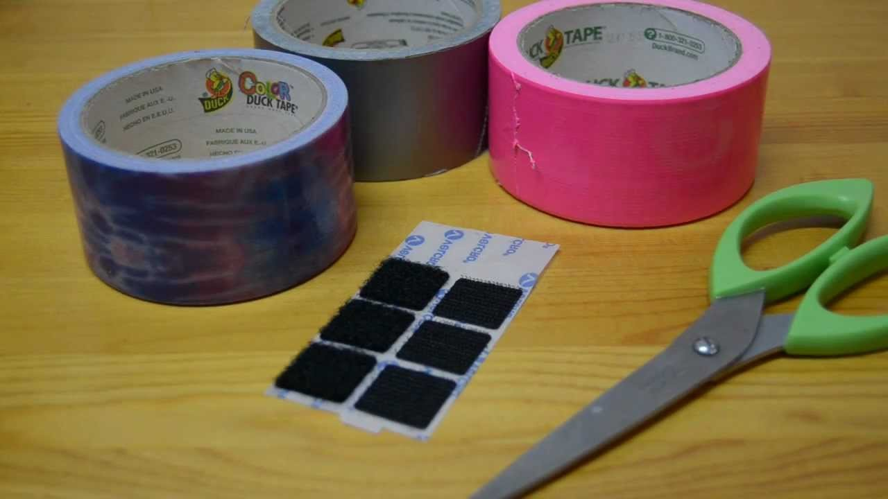 How To Make A Duct Tape Headband For Your Doll