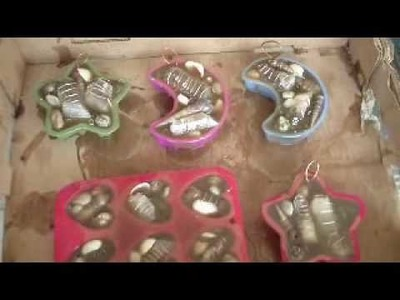 How to make orgonemaster keychains and other POSITIVE ORGONE products by Jrgenius.com