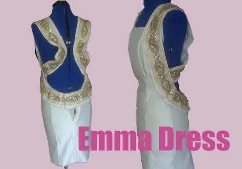 """How To Make Your Own Dress- """"Emma"""" Dress - Part1"""