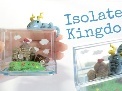 How To Polymer Clay Isolated Kingdom
