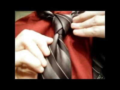 How to Tie an Eldredge Knot, Truncated