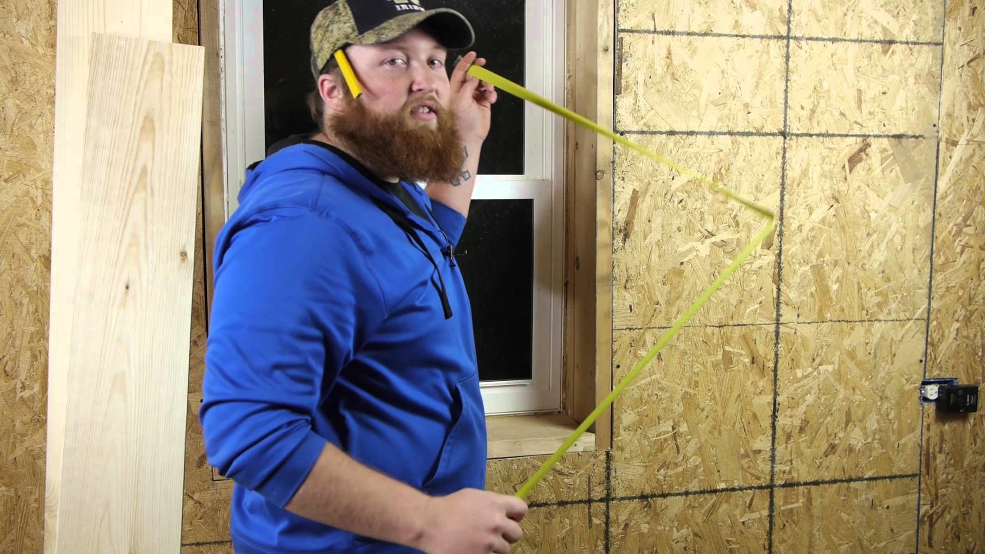How to Trim Out a Kitchen Window With a Deep Sill : Trim Installation & Maintenance