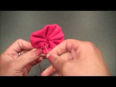 How To Tuesday | Blooming Brooch | The Handwork Studio
